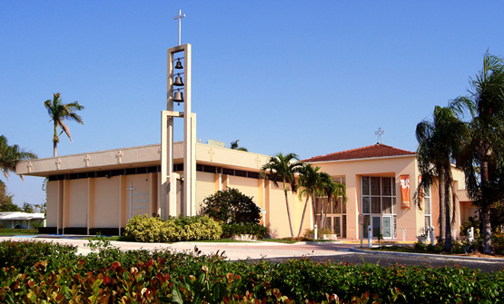 Adom Blessed Sacrament Church Main