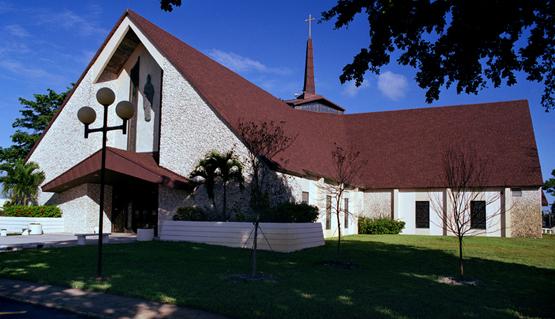St Ambrose Catholic Church Deerfield Beach