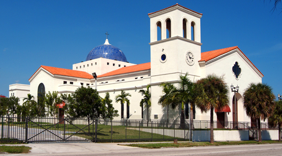 Archdiocese of miami churches