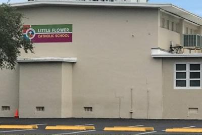 ADOM :: Little Flower Church (Hollywood) :: Mass