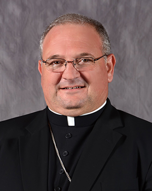 Pope Francis appoints the Most Reverend Peter Baldacchino as third bishop of the Diocese of Las Cruces, New Mexico.