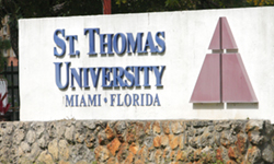 St. Thomas University is the only Catholic archdiocesan-sponsored university in Florida. It is sponsored by the Archdiocese of Miami.