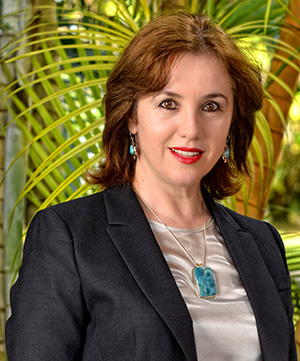 Roza Pati, founder of the Human Trafficking Academy at St. Thomas University.