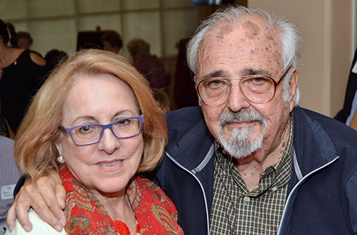 Hilario Rojas, shown with his wife, Yolanda, said he got the opportunities in America that he was denied in his native Cuba.