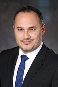 Eddie Gloria has been with Camillus House for over 10 years, most recently serving as the organization's acting COO. Previously, he served as vice-president of strategic management for Camillus, and before that he worked in former Miami Mayor Manny Diaz's Office of Policy and Legislation.