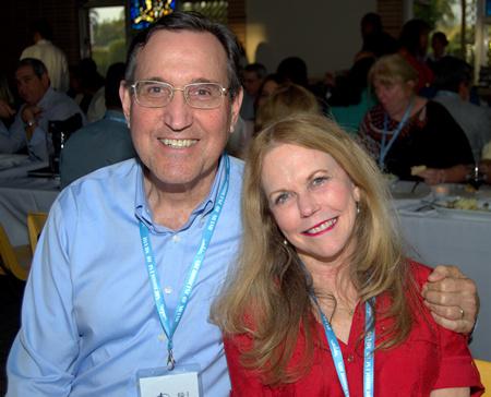 Jane and Joe Mastrucci praised