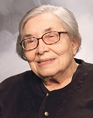 Adrian Dominican Sister Dorothy Jehle, 96, worked at Barry University from 1971 to 2011. She died April 18 at age 96.