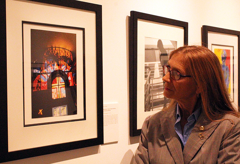 Susan Buzzi, a local photographer, victims' advocate and educator, takes a closer look at her photo