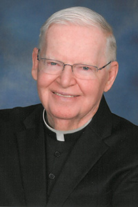 Father John McLaughlin: Born Jan. 9, 1938; ordained May 14, 1966; died June 14, 2017.
