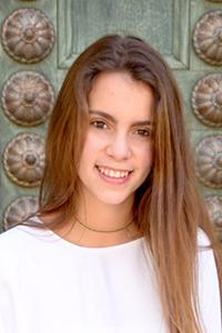 Irene Labarta, salutatorian, Carrollton