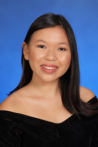 Kelly Liang, valedictorian, Immaculata-La Salle