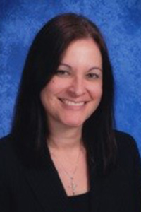 Alexandra Fernandez is taking over as principal of Mary Help of Christians School in Parkland.