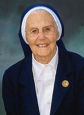 Sister Mary Richard Rowley served at St. Sebastian Church, Fort Lauderdale.