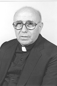 Msgr. Emiliano Ordax: Born April 20, 1925; ordained Aug. 28, 1948; named a monsignor September, 1998; died March 12, 2018.