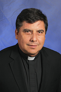 Father Angel Calderon, ordained Dec. 12, 1993