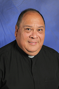 Father Enrique Estrada, ordained April 16, 1993