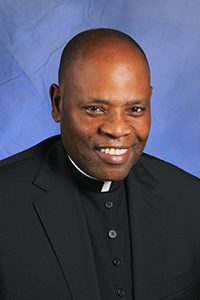 Father Franky Jean, ordained April 16, 1993