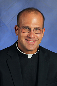 Father Christopher Marino, ordained April 16, 1993