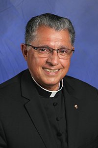 Father Julio Solano, ordained April 16, 1993