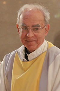 Father George Cardona, ordained May 31, 1953.