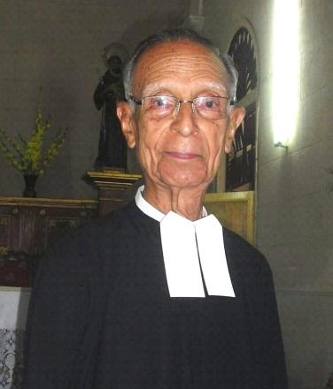 El Hno. Osvaldo Morales Mustelier nació en 1924 y falleció el 27 de marzo de 2018, en la República Dominicana.