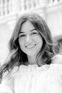 Co-Valedictorian Nathalie Fuentes, Carrollton