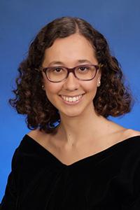 Valedictorian, Maria del Rocio Velilla, Immaculata-La Salle
