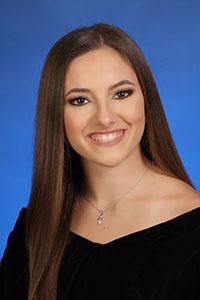 Valedictorian Sophia Acosta, St. Brendan