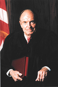 Judge C. Clyde Atkins.