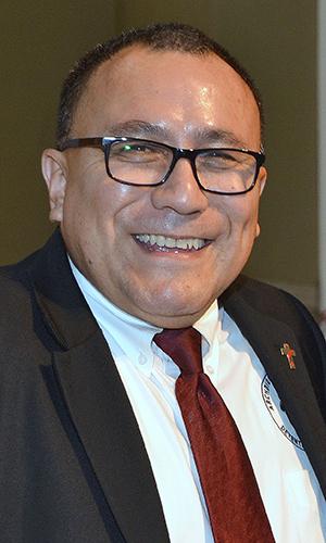 El diácono Edgardo Farías ha dirigido el Ministerio de Detención arquidiocesano desde 2006.