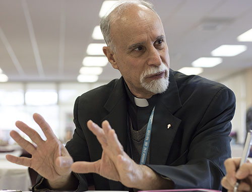 Father Alfred Cioffi, who holds doctorates in bioethics and moral theology, is associate professor of biology and bioethics at St. Thomas University in Miami Gardens.