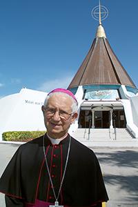 Bishop Agustin Roman