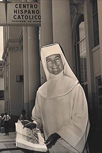 After being expelled from Cuba, the Dominican Sisters of St. Catherine de' Ricci worked with Cuban refugees and later operated the Dominican Retreat House (now known as Morningstar Renewal Center) in Pinecrest for more than 40 years.