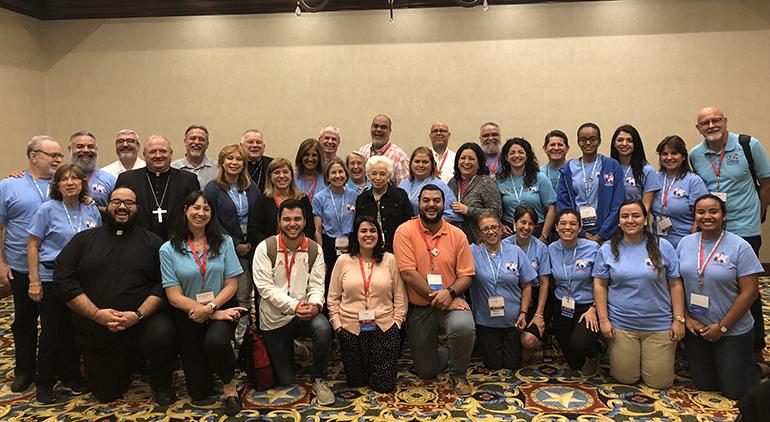 36 delegados de la Arquidiócesis de Miami, entre clérigos y laicos, participaron del 20 al 23 de septiembre en el V Encuentro nacional, en Grapevine, Texas.