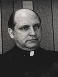 Father Villaronga, a Franciscan priest who was celebrated as a powerful preacher and evangelizer, also founded the Spanish-speaking version of the Christian Family Movement, Movimiento Familiar Cristiano.