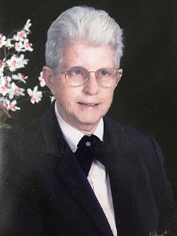 Sister Mary David Magee, Sisters of St. Joseph of St. Augustine. Born: Oct. 2, 1931; entered religious life: Sept. 7, 1949; died: Nov. 22, 2018.