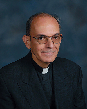 Father Jorge Garcia: Born Feb. 25, 1945, ordained June 23, 1973, died Dec. 19, 2018.