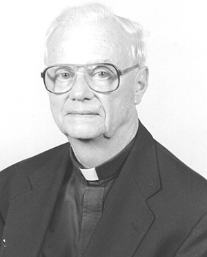 Father Lawrence F. Lyons: Born Nov. 25, 1928; ordained for Society of Saint Edmund, June 5, 1954; incardinated in the Archdiocese of Miami, Aug. 22, 1990; died Feb. 26, 2019.