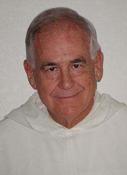 Dominican Father Gerard Austin, marking 60 years of ordination.