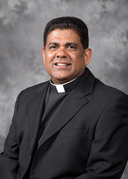 Father George Packuvettithara, marking 25 years of ordination.