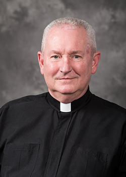 Father Michael Grady, marking 25 years of ordination.