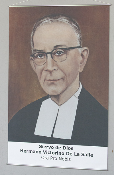 Image of Venerable Brother Victorino De La Salle, a great evangelizer of Cuban youths, whose cause for canonization has reached another milestone.