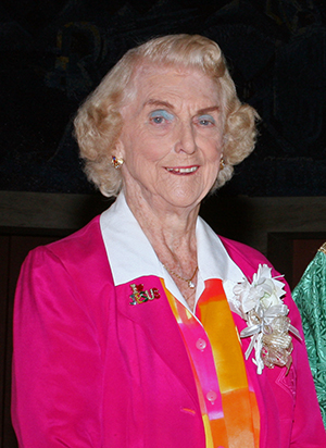 Marjorie Wessel, as seen in a file photo from 2013.