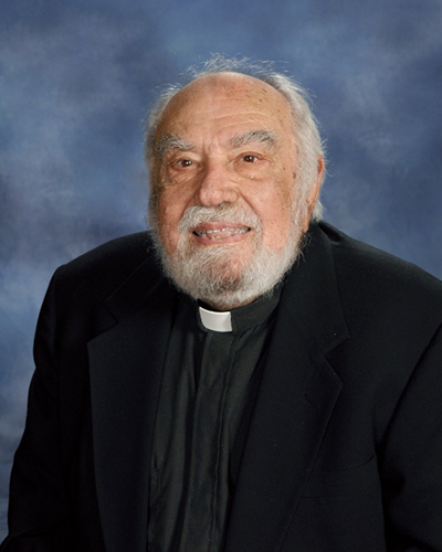Father Antonio Silió: Born June 27, 1932; ordained April 17, 1988; died Aug. 7, 2019.