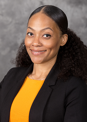 Sabrina Paul-Noel, director of donor relations and communications for the Archdiocese of Miami Development Office.