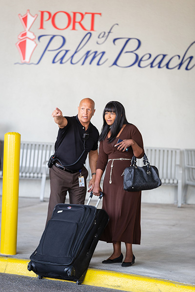 More than 200 visa-carrying Bahamas evacuees arrived Sept. 18 at the Port of Palm Beach following the category 5 Hurricane Dorian, which slammed into the islands causing historic devastation Sept. 1-3. The Florida-based Bahamas Paradise Cruise Line concluded its second humanitarian round trip mission by providing the transportation from Florida to Freeport, Grand Bahama, bringing along some 400 volunteers, first responders and search & rescue workers.