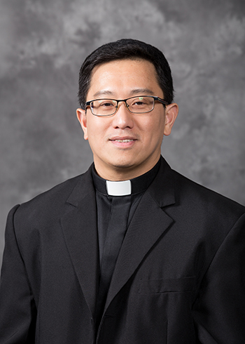 Father Ferdinand Santos took over as rector of St. John Vianney College Seminary in June 2017. He had served as professor at the seminary since 2007.