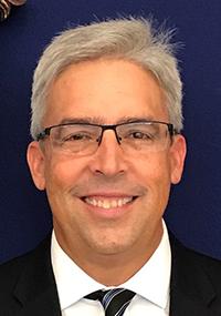 Ernesto Sosa, 56, born in New York and a parishioner at Blessed Trinity, Miami Springs.