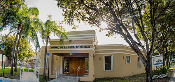 St. John Bosco Clinic, sponsored by the Sisters of St. Joseph of St. Augustine and located next to Corpus Christi Parish in Miami, is expecting a wave of new patients as a result of the economic and unemployment fallout from the COVID-19 pandemic.