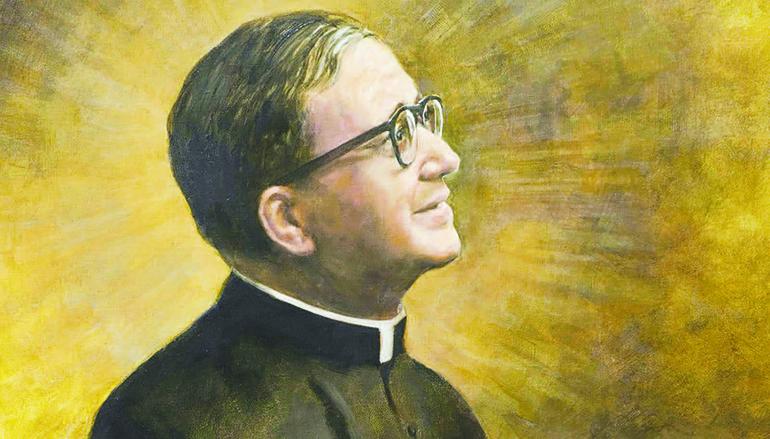 San Josemaría Escrivá de Balaguer y Albas (1902-1975).